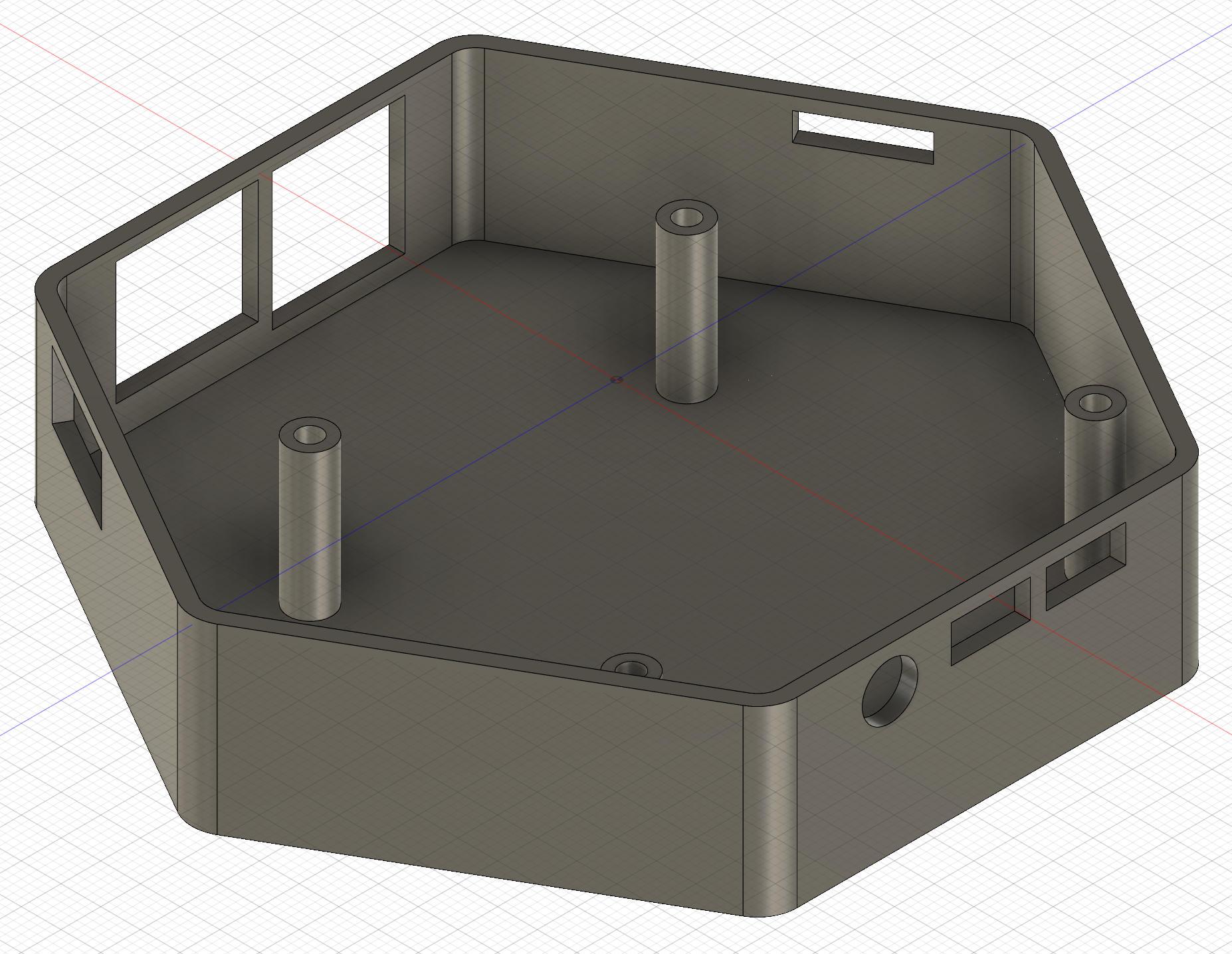 ReSpeaker Core v2 0 Case | bergis reptile zoo of software